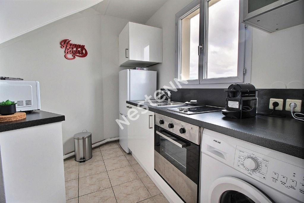 Appartement Courbevoie 2 pièce(s) 39.74m²