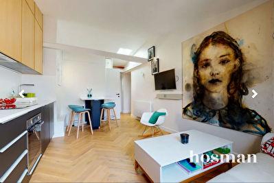 Appartement Paris 2 pieces 35.26 m2