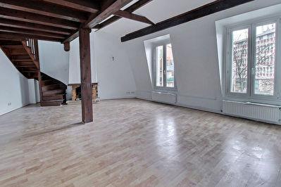 Appartement Nanterre 3 pieces 82.37 m2