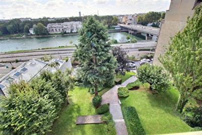 Appartement Courbevoie 3 pieces 65.54 m2
