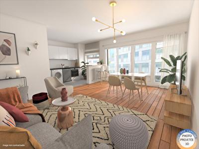 Appartement Courbevoie 5 pieces 94.9m2