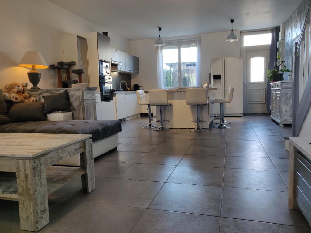 photos n°1 Exclusivité Nestenn - Maison  rénovée sur Charvieu 102 m2 sur parcelle de  974 m²