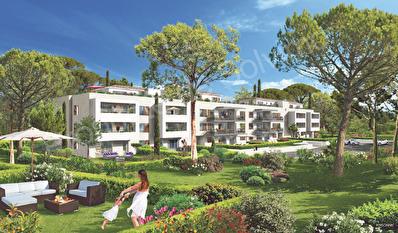 Appartement NEUF Vidauban 3 pieces