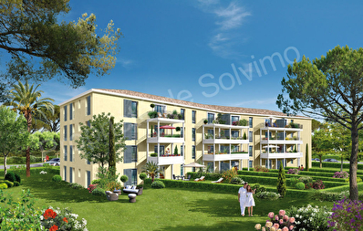 Appartement NEUF Vidauban 3 pieces 62.55 m2