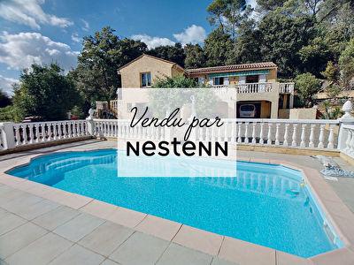 EXCLUSIVITE ! Villa Trans en Provence 4 pieces 98 m2