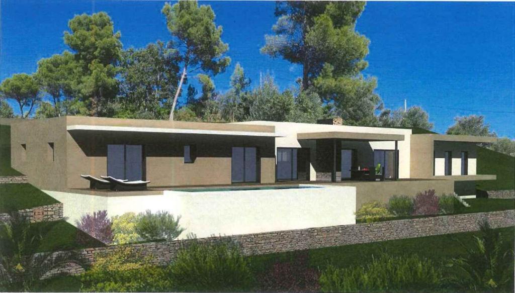 Terrain constructible 1591 m² Draguignan