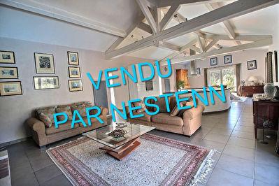Villa D'ARCHITECTE - 5 PIECES - SALERNES - 153 m2