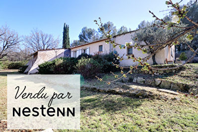 EXCLUSIVITE ! Maison Trans En Provence avec Piscine et Studio