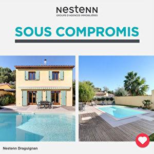 EXCLUSIVITE ! FIGANIERES - Maison T5 117m2 + PISCINE + GARAGE