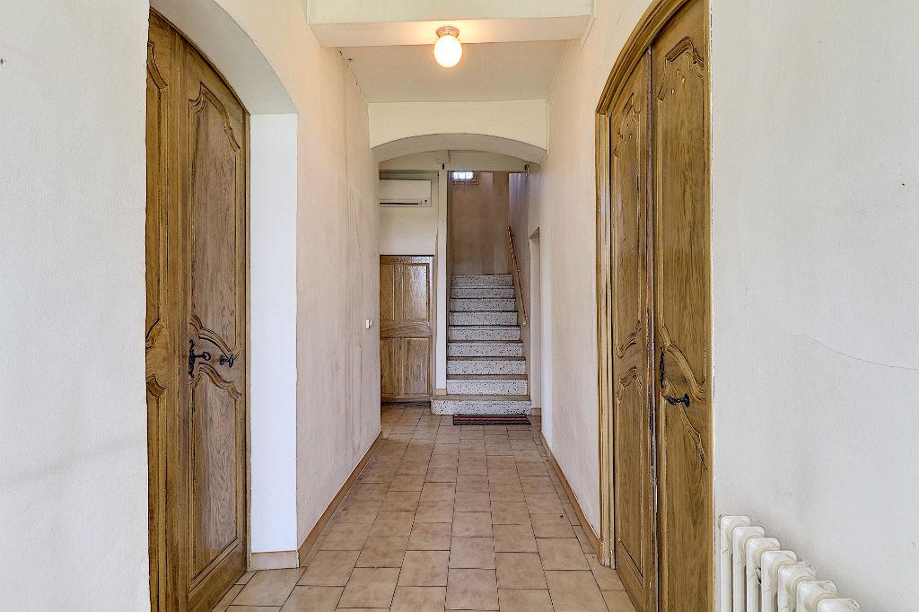 EXCLUSIVITE ! Draguignan - Bastide des années 1900  - Maison de Maitre 150m² + bergerie à rénover env. 160m²