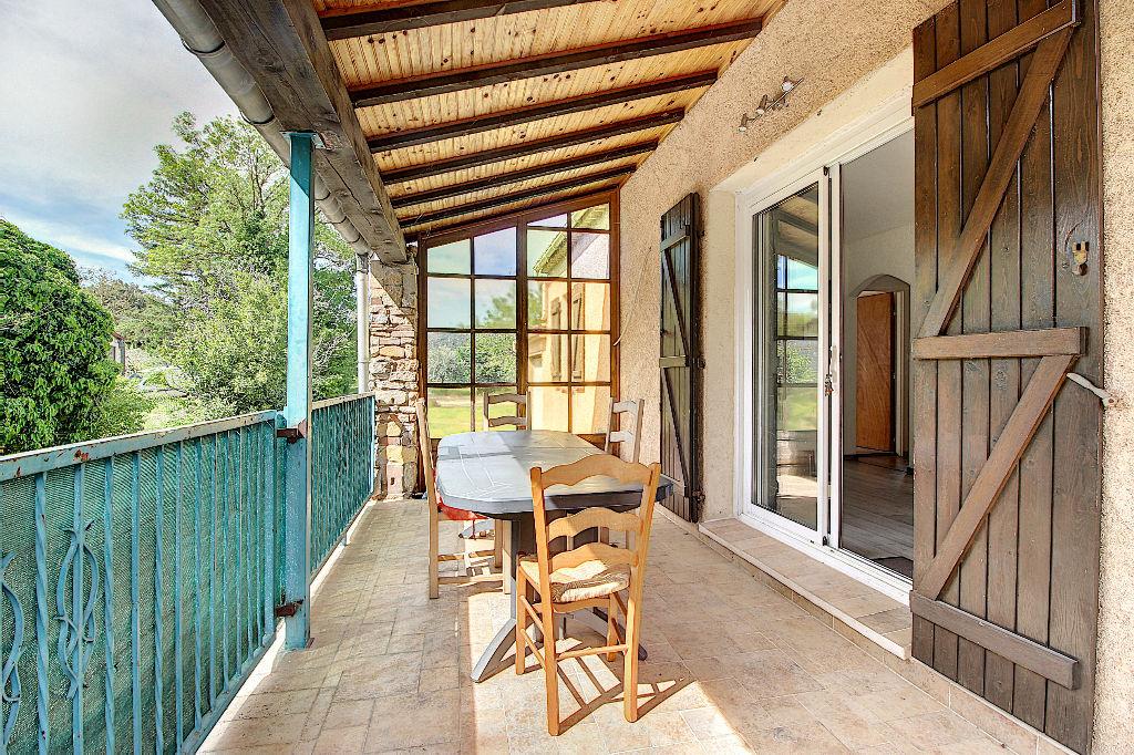 EXCLUSIVITE  -  Maison de plain pied Lorgues 3 pièce(s) 66m²