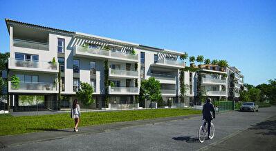 DRAGUIGNAN - Appartement 3 pieces 61 m2 NEUF !