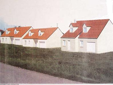 MAISON NEUVE AUTHON DU PERCHE - 4 pieces - 71,27 m2