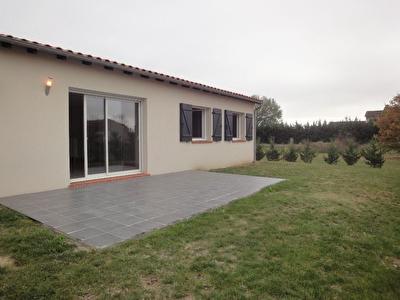 Maison Launaguet 4 pieces 80 m2 945 euros cc