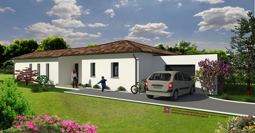 Maison Villaudric