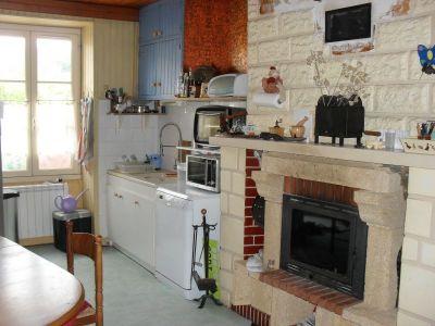 Maison a Mont Notre Dame 5 pieces 90 m2