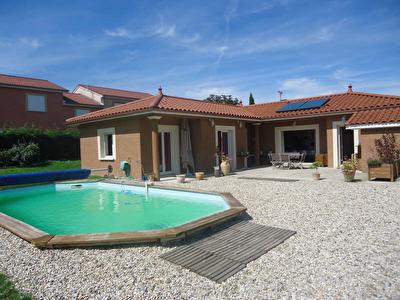 Maison recente + piscine BRINDAS - 6 pieces - 146 m2