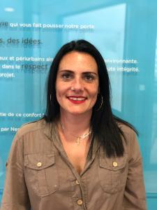 Emilie TABA - Responsable Commercial à Gardanne