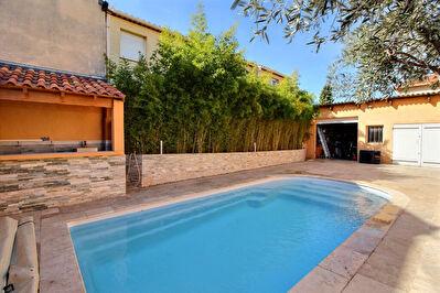 Saint-Victoret-Maison 5 pieces 111 m2 avec piscine