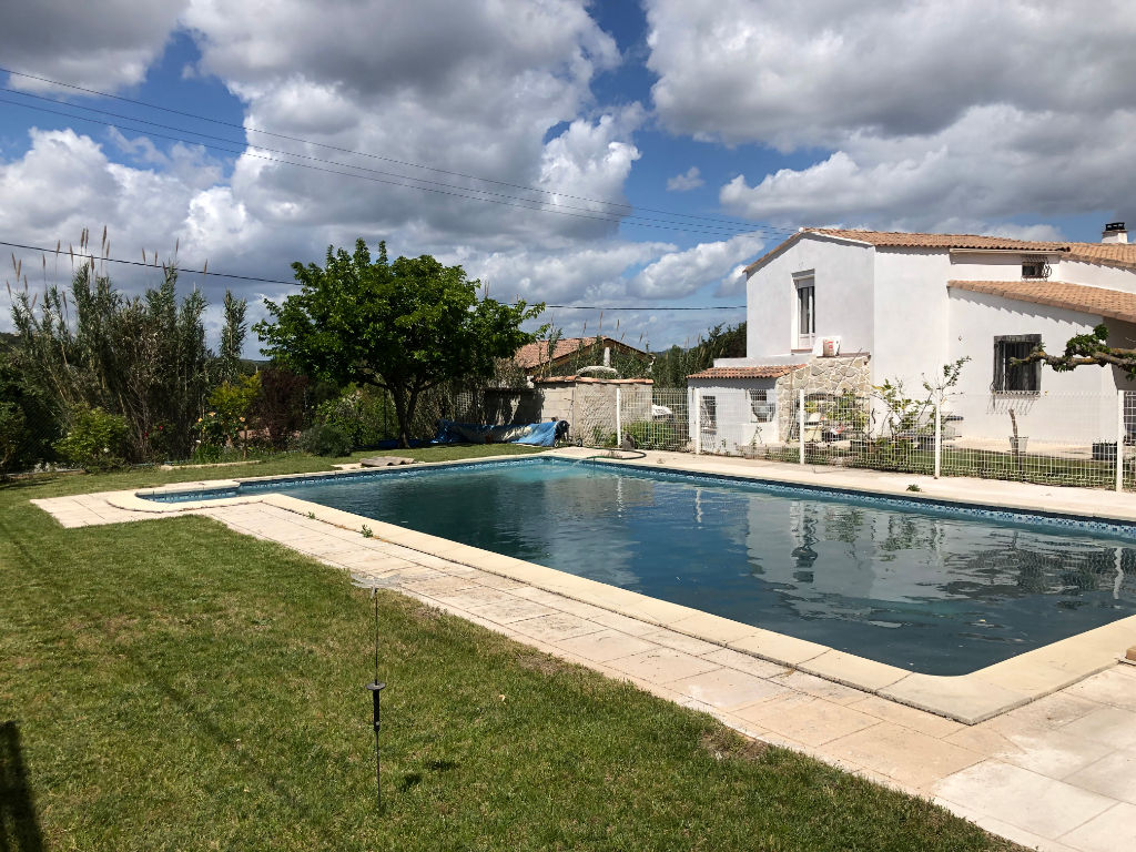 Villa Gardanne  5 pièces 155m² piscine Gardanne
