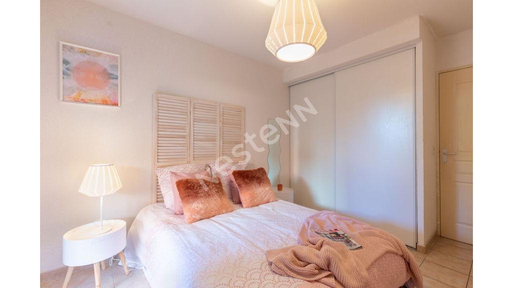 Appartement  2 pièces en Rez de Jardin 31.6 m2 résidence sécurisée