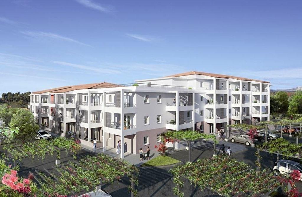Appartement Gardanne 3 pièces 54m²