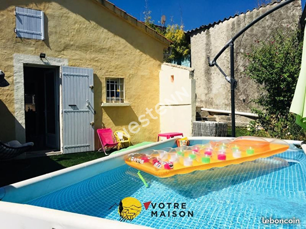 photos n°1 Maison Greasque 3 pièces 70 m2