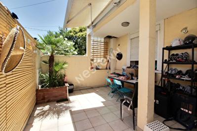 Marseille, 15 eme-Maison 4 pieces 60 m2 avec terrasse