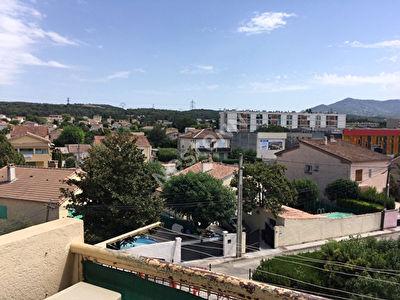 Appartement Gardanne 4 pieces 64.20 m2