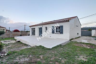 Maison Marignane 3 pieces 73 m2 sur terrain de 500m2