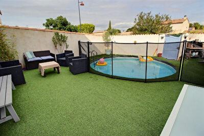 Maison T4 d'environ 90 m2 avec jardin