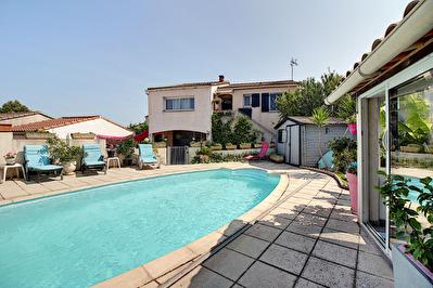 Maison Saint Victoret 6 pieces 142 m2 avec garage piscine