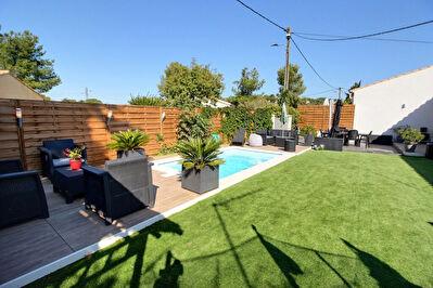 Marignane-Maison T4 avec piscine