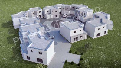 Maison individuelle neuve CEZANNE 3 ou 4 chambres Guenange