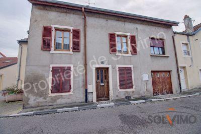 Maison de village 3 chambres garage