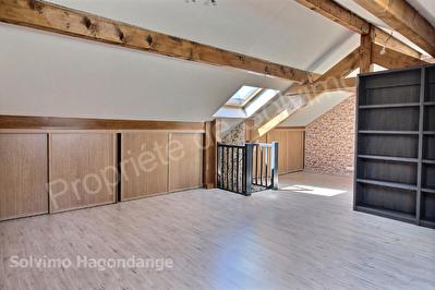 Maison - Hagondange - 3 chambres - combles de 47 m2 - 204 m2