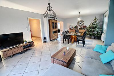 Valleroy - maison 4 chambres - 199m2 au sol sur 8.04 ares de terrain