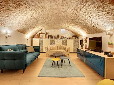 Thionville hyper centre - appartement F2 - 60.24m2 au sol (56.94 m2 loi Carrez)