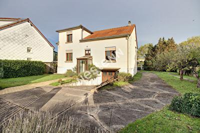 Maison A Vendre 3 chambres 117 m2 Ay Sur Moselle