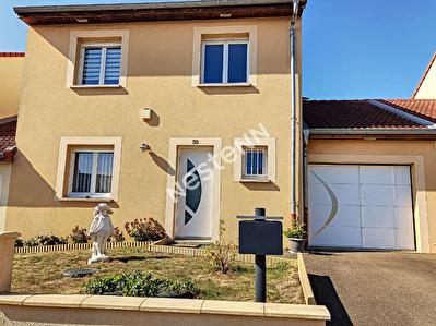 Maison Gandrange 3 chambres, Garage, Jardin