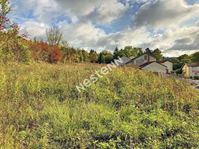Terrain 1094 m2 a vendre Bayonville sur Mad