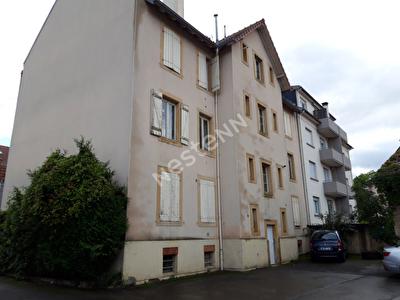 Thionville Beauregard - a vendre appartement 3 pieces - cave et garage