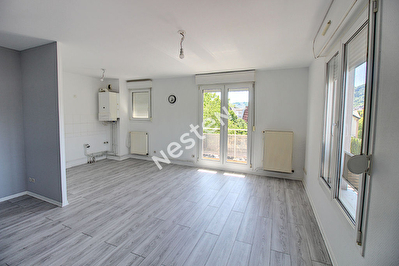 Appartement a vendre Rombas 2 chambres 63 m2 terrasse parking