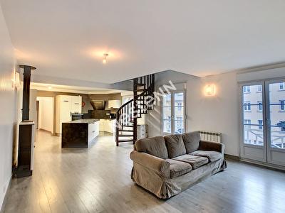 A vendre Duplex a THIONVILLE, 3 chambres, 128m2
