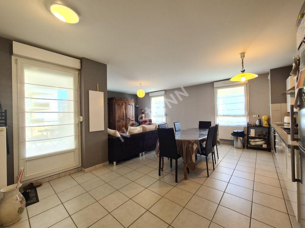 A VENDRE Appartement Mondelange  4 pièces - 76 m²