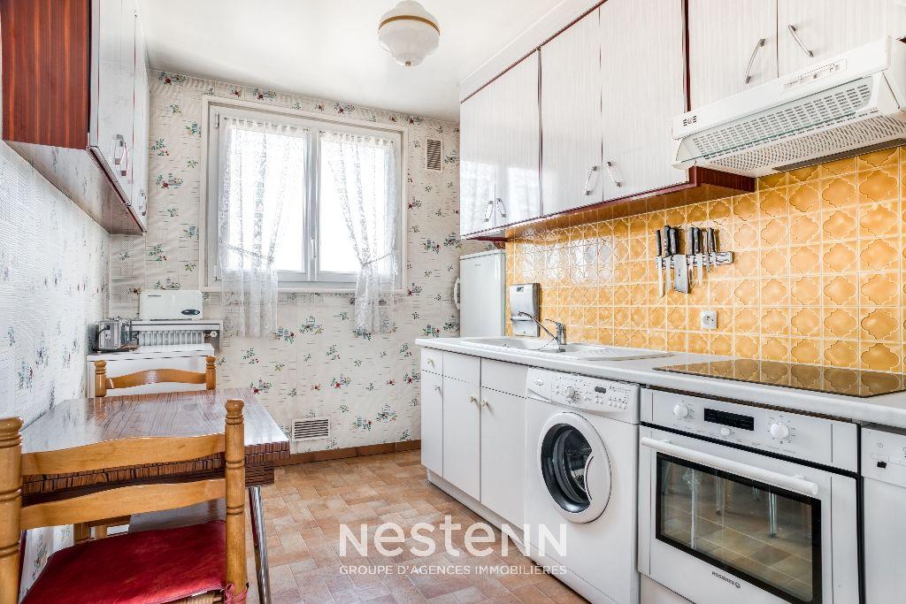 Appartement Ivry Sur Seine 3 pièce(s) 57 m2
