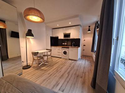Appartement Paris 1 piece 19 m2