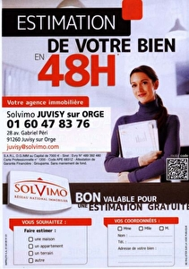 APPARTEMENT VIRY CHATILLON - 6 pieces - 113 m2