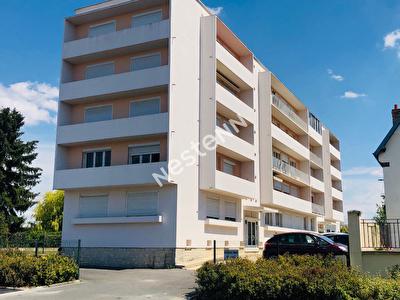 Appartement  sejour double 2 chambres