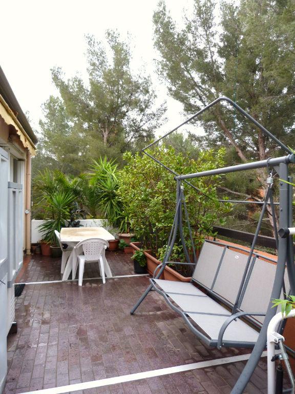 photos n°1 Terrasse à Tamaris. 4 pièce(s) 85 m2